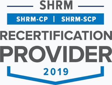 SHRM Certification Logo