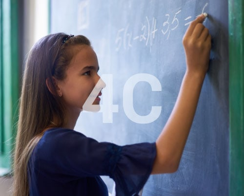 Girls and Math: Breaking Down the Wall